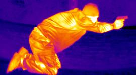 MDK-W型热成像监控系统